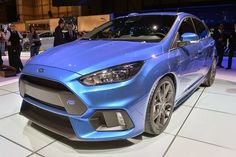 Monkey Motor: Ford Focus RS Salón de Ginebra 2015