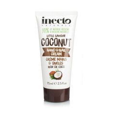 #Inecto Naturals Coconut Hand & Nail Cream 75ml