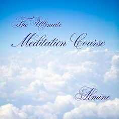 A 30 minute meditation with Almine, from her Ultimate Meditation Course pt. 1. For the rest of this course, see http://alminewisdom.com/collections/online-courses/products/ultimate-meditation-course-i