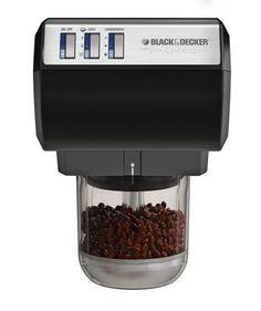 Black And Decker Coffee Grinder Manual