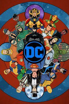 Dc Comic Books, Comic Movies, Comic Book Heroes, Comic Art, Dc Comics Superheroes, Dc Comics Art, Cartoon Network, Comic Poster, Superhero Design