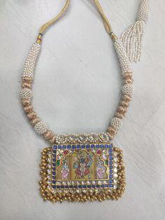 Diamond Jewelry, Gold Jewelry, Jewelery, Fine Jewelry, Antique Jewellery Designs, Antique Jewelry, Jewelry Design, Kurti Embroidery, Necklace Designs