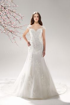 F151054 / Wedding Dresses / Jasmine Collection / Available Colours : Ivory, White