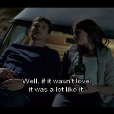 A Lot Like Love: one of my very favorites!
