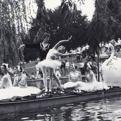 Boston Ballet to Reenact Swan Lake Photo on Public Garden Swan Boats. The Public Garden photo shoot will take place Thursday, August 21, at 3:30 p.m.