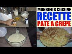 recette pâte à crêpe monsieur cuisine silvercrest lidl