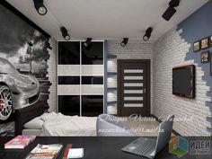 спальня для подростка мальчика: 17 тыс изображений найдено в Яндекс.Картинках