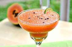 This Cinco de Mayo, stray away from the ordinary and enjoy one of these unique and delicious margaritas instead! Fruit Recipes, New Recipes, Favorite Recipes, Summer Drinks, Fun Drinks, Liquor Drinks, Alcoholic Beverages, Party Drinks, Mixed Drinks