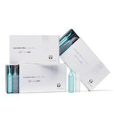 3 Paquetes de Facial Gels con AgeLOc para Galvánica Nu Skin, Galvanic Spa, Body Spa, Anti Aging Skin Care, Beauty Skin, Personal Care, Serum, Skincare, Makeup