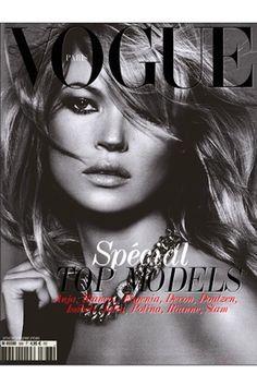 Vogue Paris - 2009 - Kate Moss