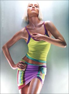 styleregistry: Versace | Spring 2003
