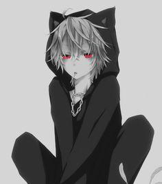 Image - Neko boys kawaii : - Sky-world ♥ Anime Neko, Kawaii Anime, Gato Anime, Fanarts Anime, Manga Anime, Anime Art, Hot Anime Boy, Anime Cat Boy, Cute Anime Guys