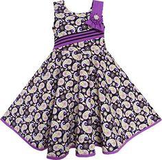 Pattern Happy Raffa & Ella by Happy Pearl African Dresses For Kids, Latest African Fashion Dresses, African Print Fashion, Toddler Girl Dresses, Little Girl Dresses, Girls Dresses, Party Dresses, Frock Design, Baby Dress Design