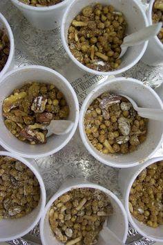 Orthodox Mother's Digest: How to Make Koliva Memorial Wheat Greek Cookies, Greek Sweets, Greek Easter, Orthodox Christianity, Arabic Food, Fun Cooking, Greek Recipes, Chur, Treats
