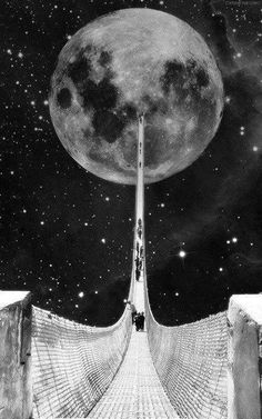 walk to the moon existentialism