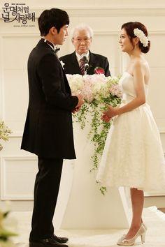 """""""Fated to Love You"""": Jang Hyuk & Jang Nara's Rainy Date ..."""