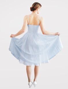 Brautkleider - L.E.I.L.A wedding dress - ein Designerstück von Femkit4Brides bei DaWanda