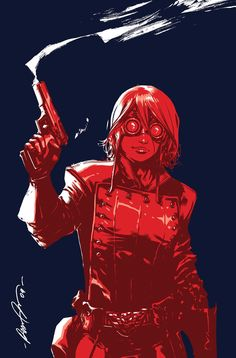 NOMAD: Girl Without a World #1
