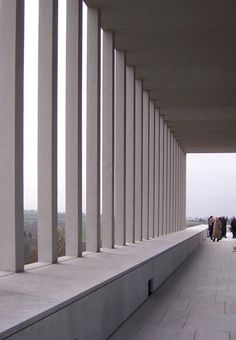David Chipperfield Architects, Christian Richters · Museum Of Modern Literature · Divisare