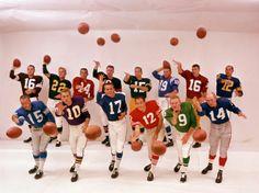 Quarterbacks of the NFL in 1961