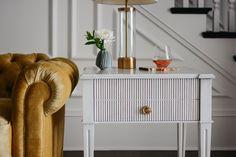 Ave Home | Liam End Table Three Drawer Dresser, Dresser Drawers, Swedish Design, End Tables, Contemporary, Bedroom, Blog, Furniture, Home Decor