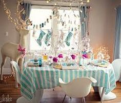 colorful christmas decorating - Google Search