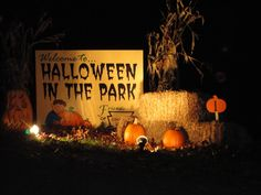 Halloween in the Park at Codorus State Park today!