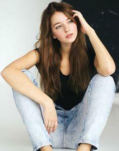 Pretty Angelina Danilova