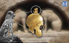 Αμφίπολη: Τι Κρύβουν η Περικεφαλαία και το Σπαθί του Φίλιππου - Διαδραστικά - Διαδραστικά Piggy Bank, Archaeology, Mystery, Christmas Ornaments, Holiday Decor, Bitterness, Blog, Greece, Greece Country