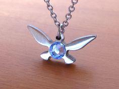 Zelda Navi necklace stainless steel | #Zelda