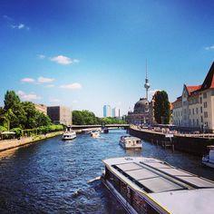 Spree in Berlin, Berlin