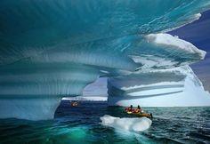 Kayaking in Glacier Bay Alaska. The Glacier Bay Alaska is a great place to go… Places To Travel, Places To See, Travel Destinations, Glacier Bay Alaska, Glacier Bay National Park, Glacier Park, Alaska Travel, Alaska Usa, Alaska Camping