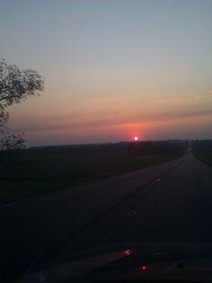 Beautiful Kansas Morning