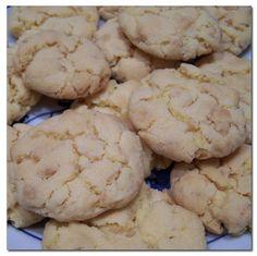 Butter Crisp Cookies!!!