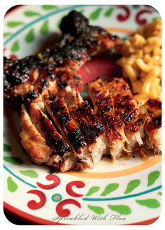 Peach Pork Chops by AmberP (Sprinkled With Flour), via Flickr #dinner #pork