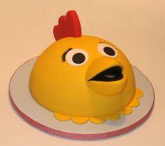 birthday parti, chica parti, bday, cake idea, chica cake, birthday idea, 1st birthday, chica birthday party, parti idea