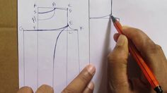 How to Cutting Princess Cut Nighty Drafting and Pattern