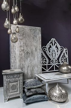 Take a look at these Moroccan Interior Design Ideas for inspiration. Moroccan style living room furniture suggestions that will create an authentic Moroccan feel. Art Marocain, Hanging Lamp Design, Hanging Lamps, Morrocan Decor, Balinese Decor, Moroccan Bedroom Decor, Modern Moroccan Decor, Moroccan Furniture, Ethno Design