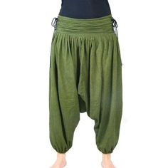 683389e02e6f44 Haremshose Pumphose Aladinhose Pluderhose Yoga Goa Sarouel Baggy  Freizeithose Schnürung Jaya Herren