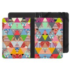 Amazon Kindle Paperwhite, eReader Cover, Lost In Triangles, Bianca Green