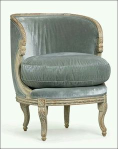 ... Toile Backs And Looks Like, Ticking Pillow Seats. Frames Painted  Silver? No. But I Wish They Were. | Dream House Decor | Pinterest | Toile,  French Bu2026