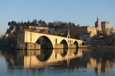 la cité des papes à Avignon