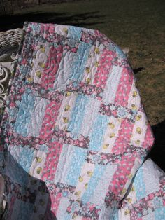 Handmade quilt for sale, homemade quilts, gift for her, lap quilt ... : handmade quilt sizes - Adamdwight.com
