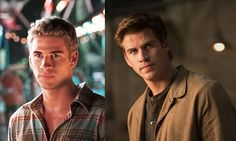 Liam Hemsworth as Gale in The Hunger Games: Catching Fire. After losing out to his brother Chris for the part of Thor, Liam quickly landed the romantic lead in the 2010 Miley Cyrus drama, The Last Song., (The two had a tumultuous real life romance.) He was then cast as Katniss' fellow hunting buddy, Gale Hawthorne, who has inadvertently helped her train for the games and promises to feed and protect her family when she has to leave for the Capitol.