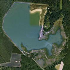 Etang de Grand Ru – Grand lac public – Le Loiret (45)