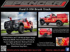 Spencer Fire Trucks