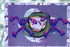 Exposición de Luis Gordillo en la Galería Marlborough
