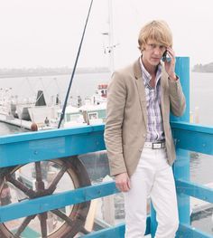 Hamptons hottie Gabriel Mann as Nolan Ross on ABC's Revenge