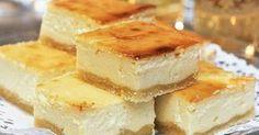 Helt underbar, mild och mjuk kaka till efterrätt eller till kaffet. Med frisk och ljuvlig smak från citron och crème fraiche.