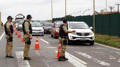 Blitz, Polícia e IPVA atrasado